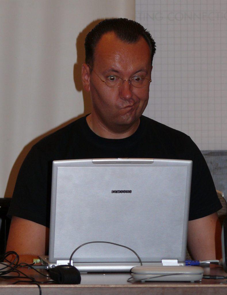Matt am Computer, Impressum