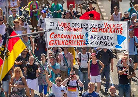 Deutschland gegen Covid-19 2