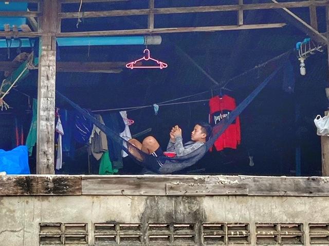 Hägematte 5, in Chumphon Thailand