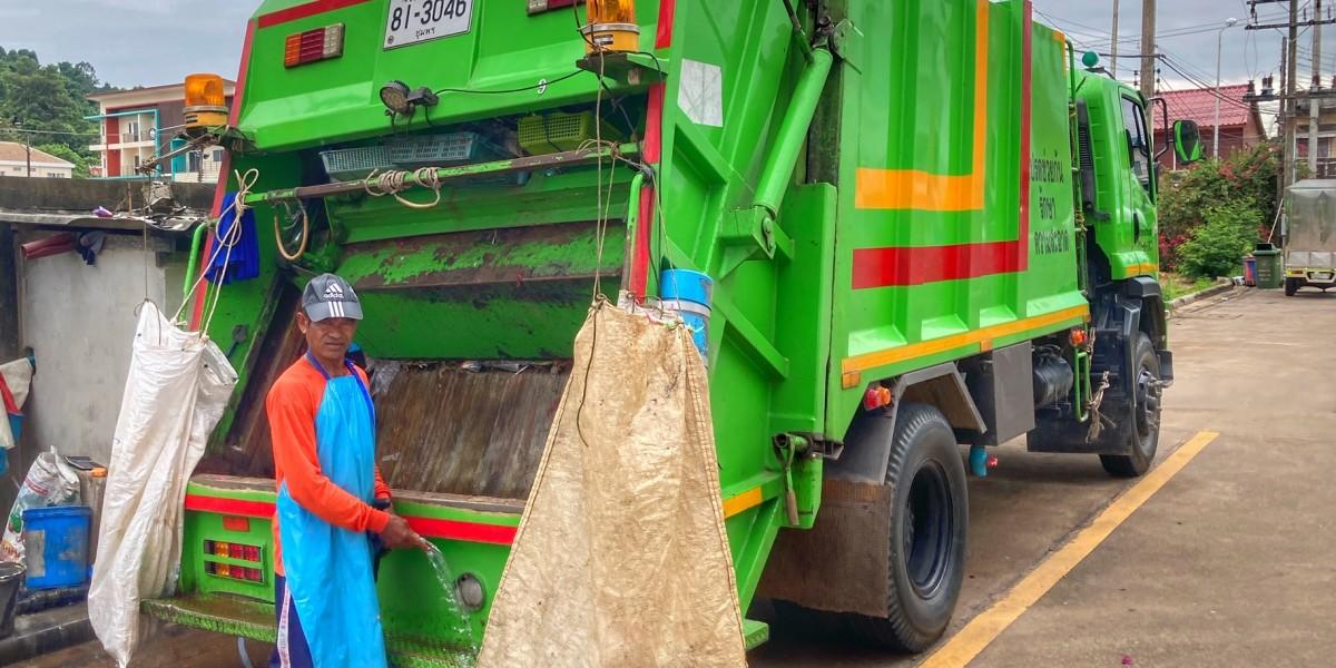 Müllabfuhr und Steuern sparen in Thailand