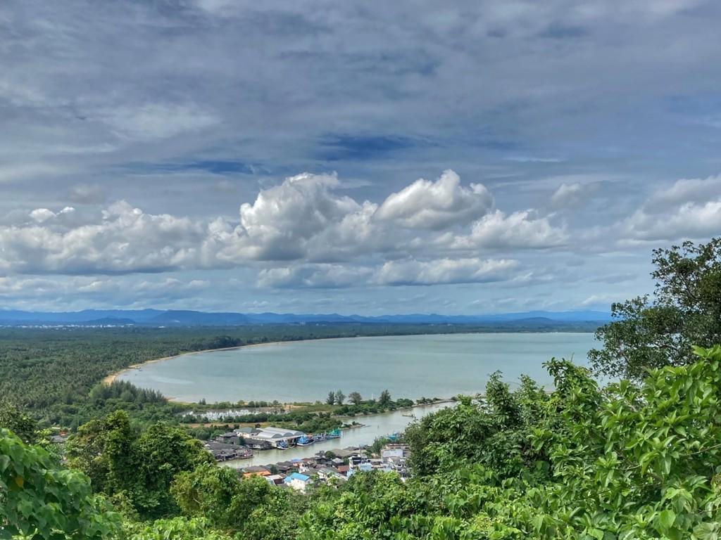 Pak Naam Bucht 1 Chumphon Thailand