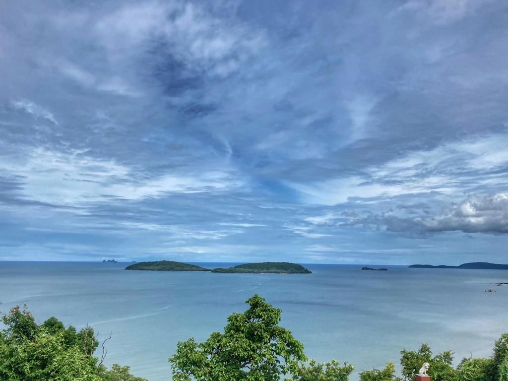 Pak Naam Insel Chumphon Thailand