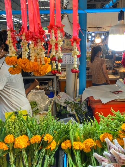 Markt in Chumphon 13, Thailand