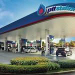 Tankstelle PTT Thailand