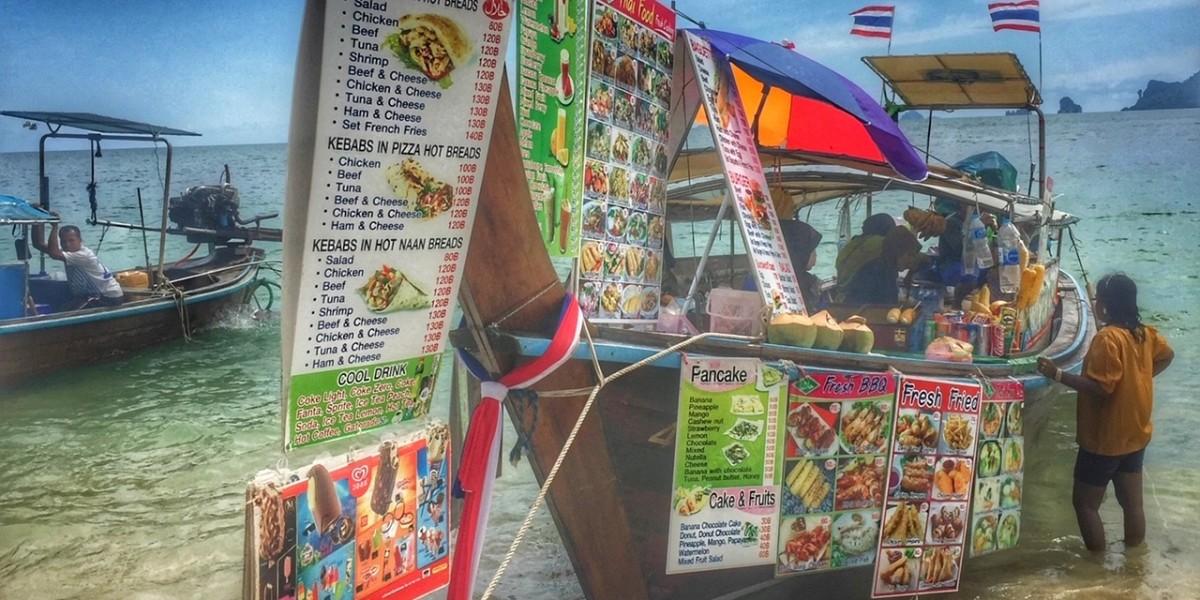 Tourismus Thailand