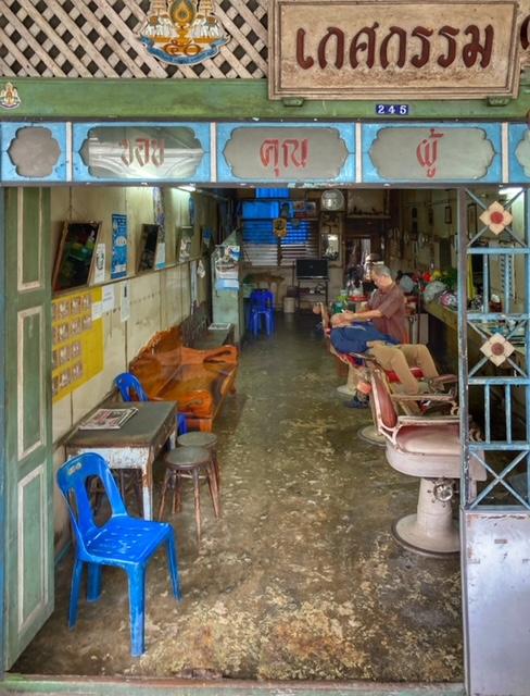 Barbier Ranong Chinatown