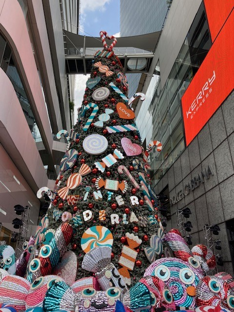 Einkaufszentrum Bangkok 11