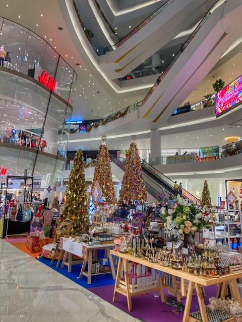 Einkaufszentrum Bangkok 7