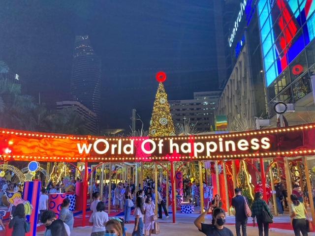 Einkaufszentrum Bangkok 9