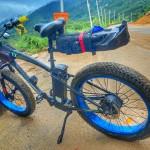 Fahrradtour von Meer zu Meer, von Chumphon nach Ranong und zurück