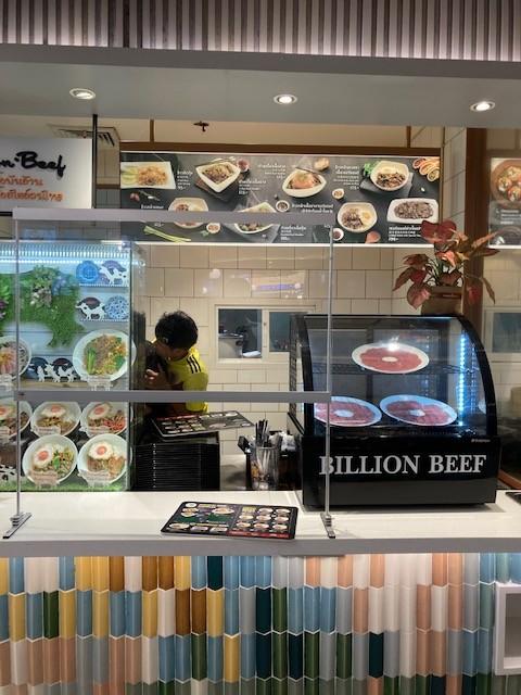 Foodcourt Bangkok 1