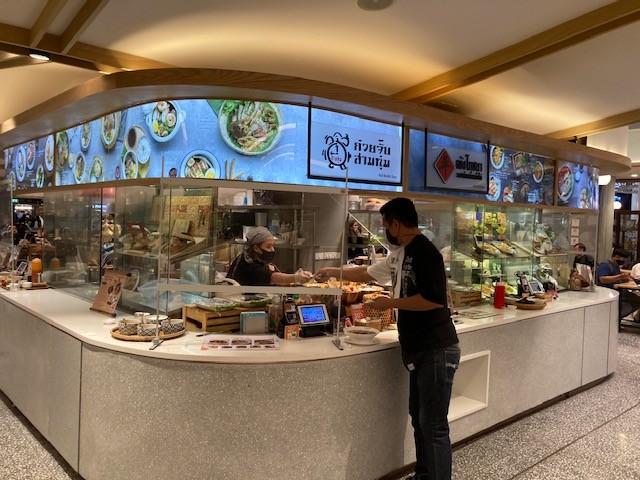 Foodcourt Bangkok 4