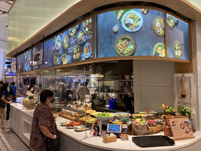 Foodcourt Bangkok