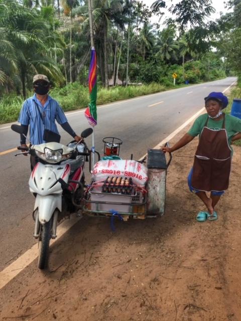 Soloselbständig Transport Chumphon Thailand