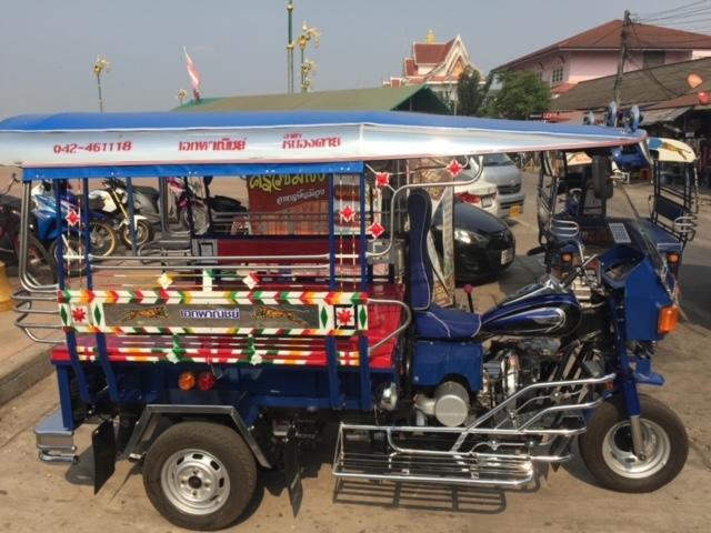 Tuk Tuk in Udon Thani Thailand