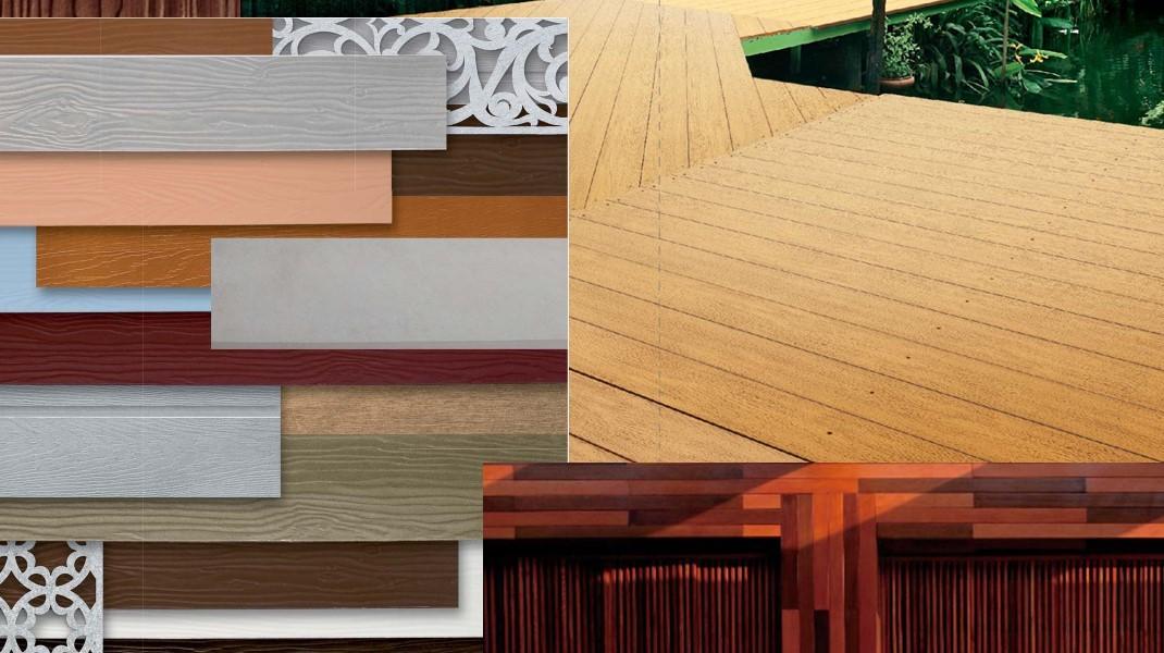Beton, das bessere Holz, Thailand