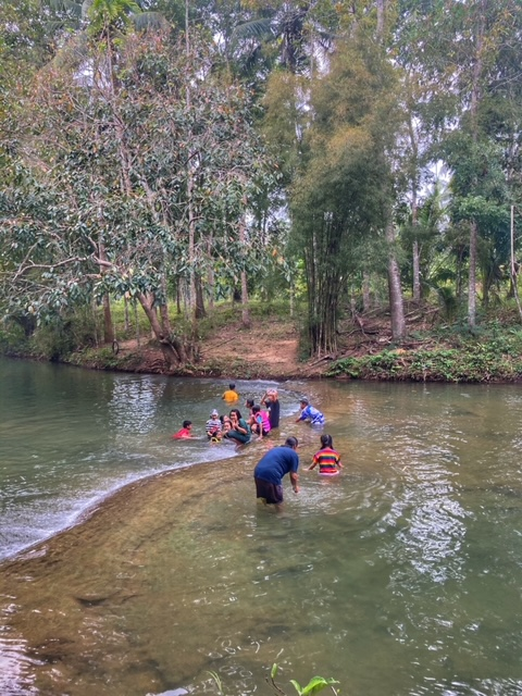 Camping in Chumphon Thailand 3