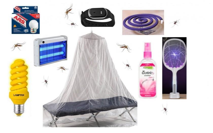 Schutz gegen Moskitos in Thailand, Tropenkrankheiten