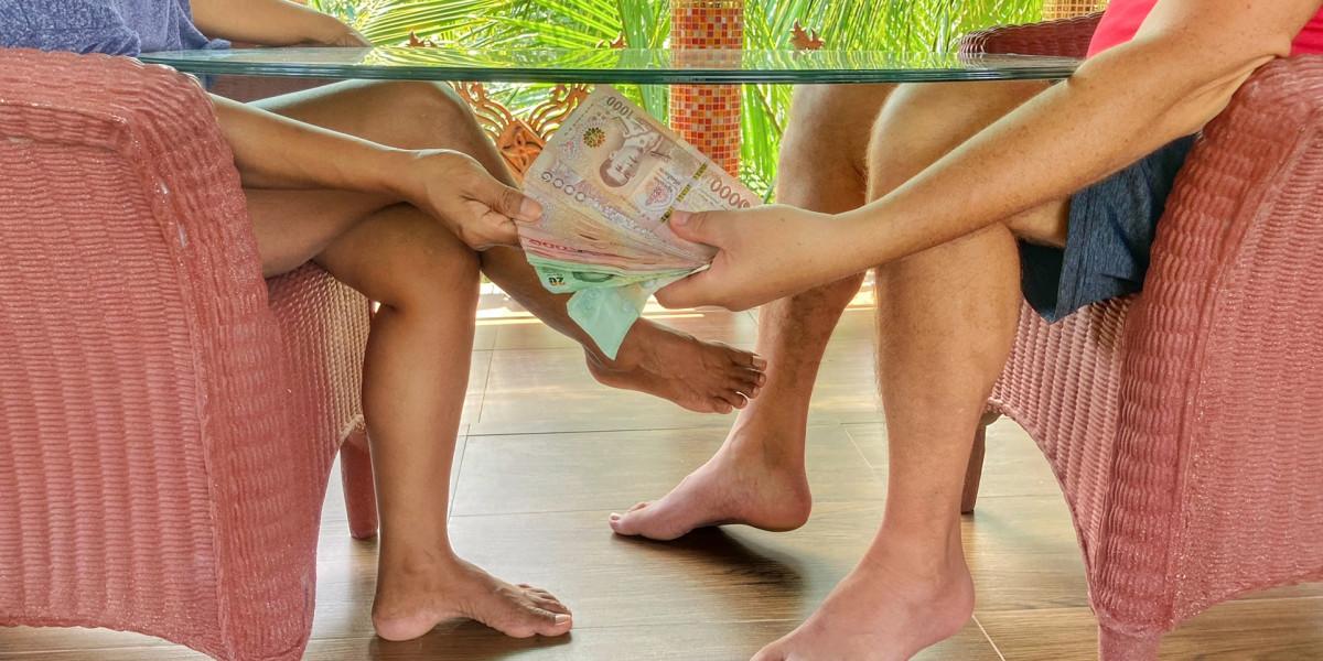 Bestechung Thailand