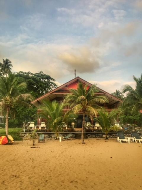 Sea Breeze unsere Unterkunft in Khanom