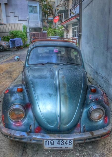 Bangkok Käfer, fährt tatsächlich noch