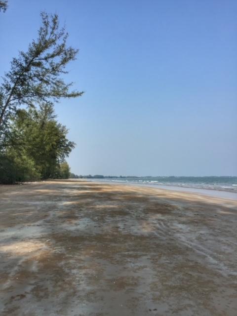 Muscheltraumstrand Chumphon Thailand