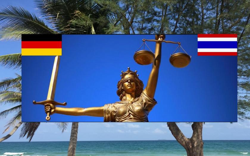 Staatsapparat, Rechtsstaat Deutschland geiz ist geil