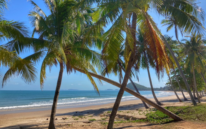 Südostasien, Thailand, Chumphon, Cabana Beach