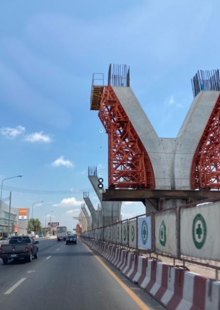 Infrastruktur Thailand, Hochbahn