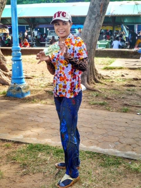 April Songkran Thailand 2
