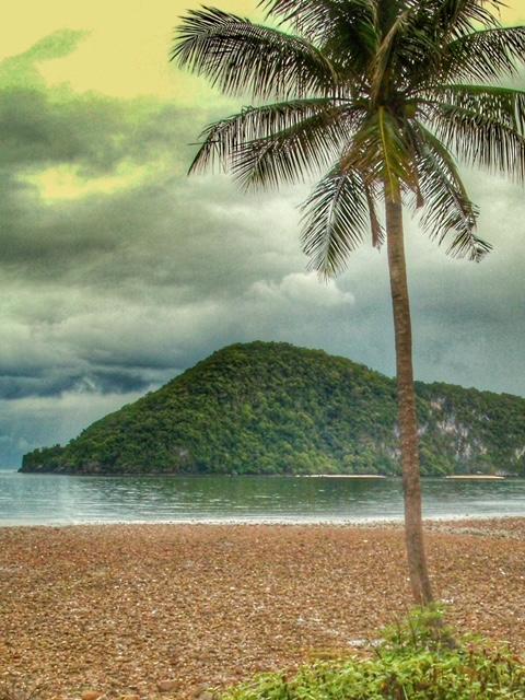 Insel in Thailand unbewohnt