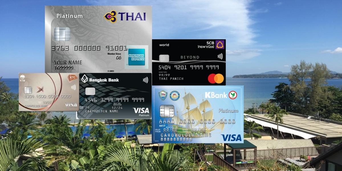 thailändische Kreditkarte Thailand