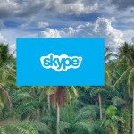 weltweit Thailand telefonieren Skype