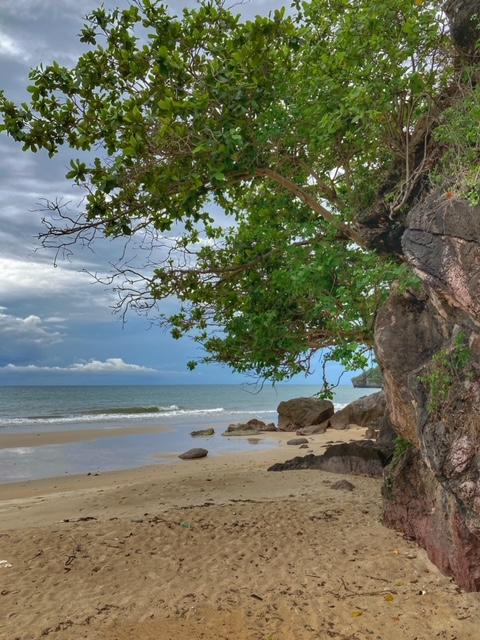 Herrlicher Strand Chumphon Thailand