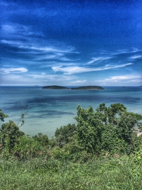 Aussichtsplattform Matsi, Insel