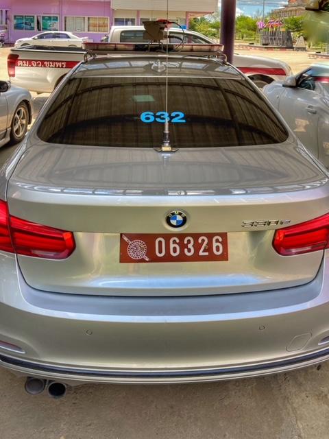 BMW Immigrationsbehörde Chumphon