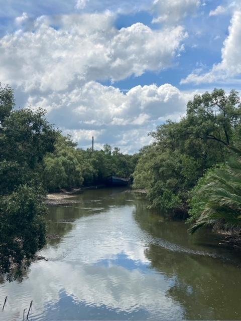 Dieser Kanal macht Pak Naam Chumphon zur Insel
