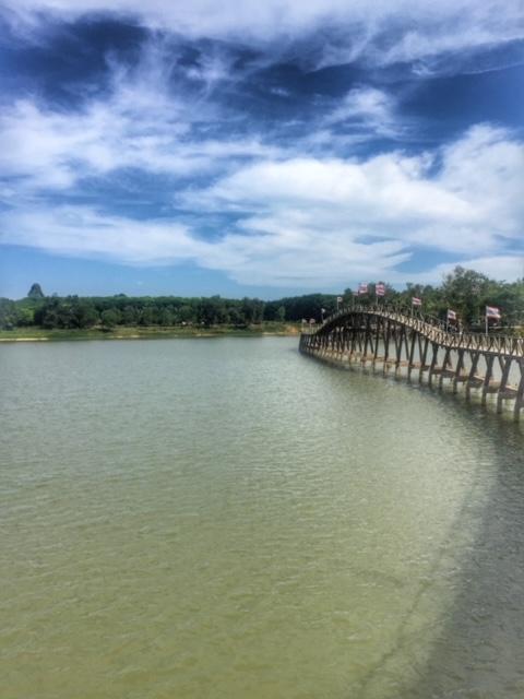Hochwasserschutz Polder Chumphon Nong Yai