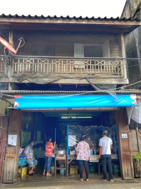Katalysator Shophouse 2021 Pak Naam Chumphon, ein Katalysator für arbeiten und wohnen