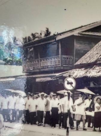 Katalysator Shophouse 1950 Pak Naam Chumphon