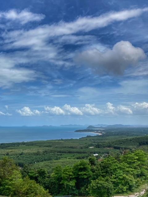Aussichtshügel Din Sor Chumphon Thailand