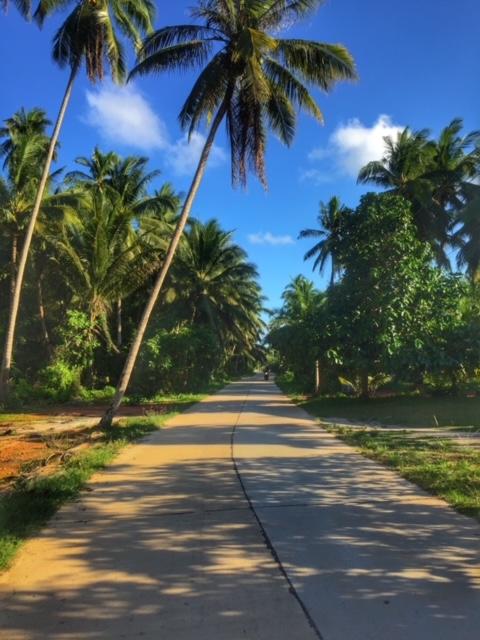 Infrastruktur Thailand - Mini Straßenbau