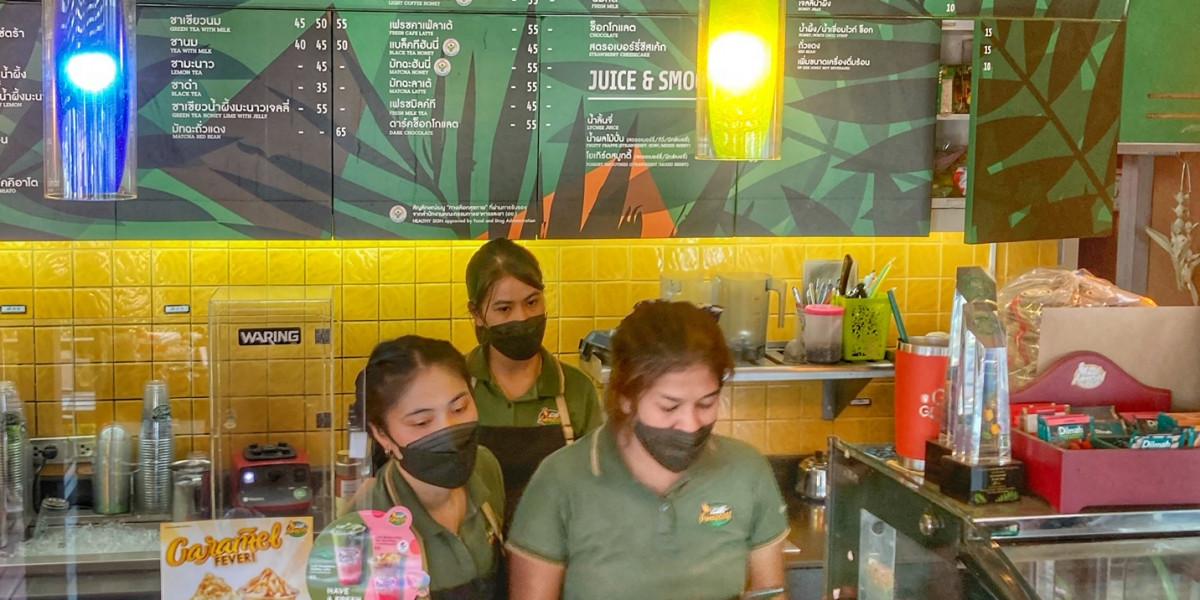 Produktivität Angestellte Thailand Deutschland