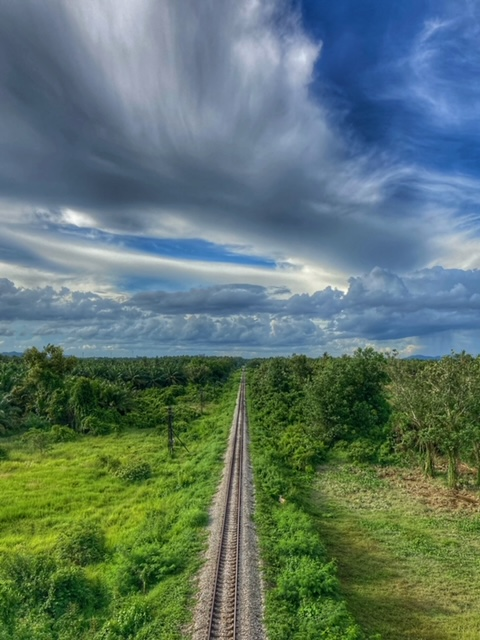 Infrastruktur Thailand, Schienennetz